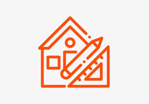 Строим дом с кирпичной печью